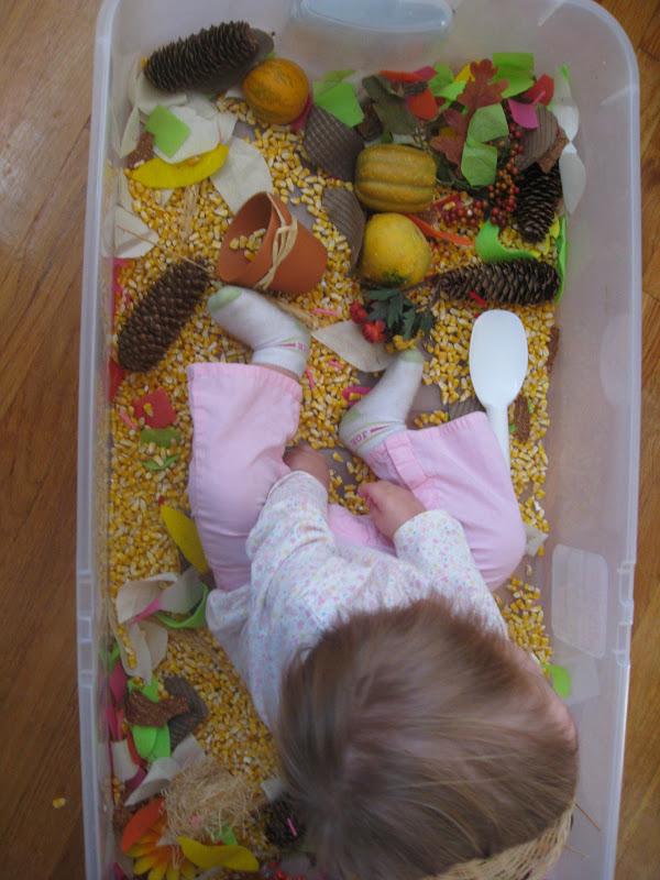 Sensory bin ideas for toddlers