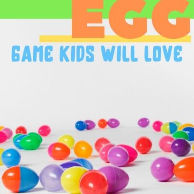 Easter Egg Game- Color Scavenger Hunt