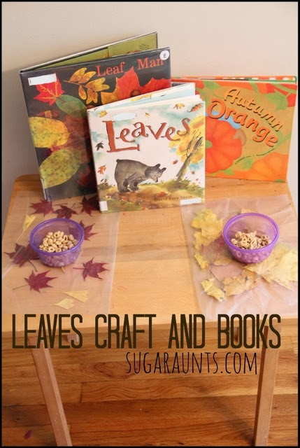 Leaves Craft and Books