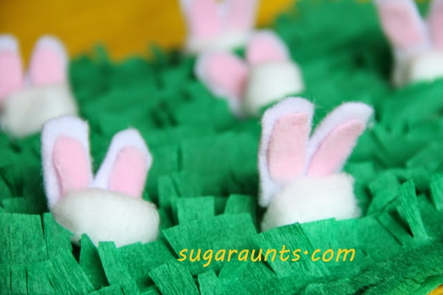 Easter fine motor manipulative to help with fine motor skills in kids.