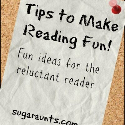 Tips to Make Reading Fun