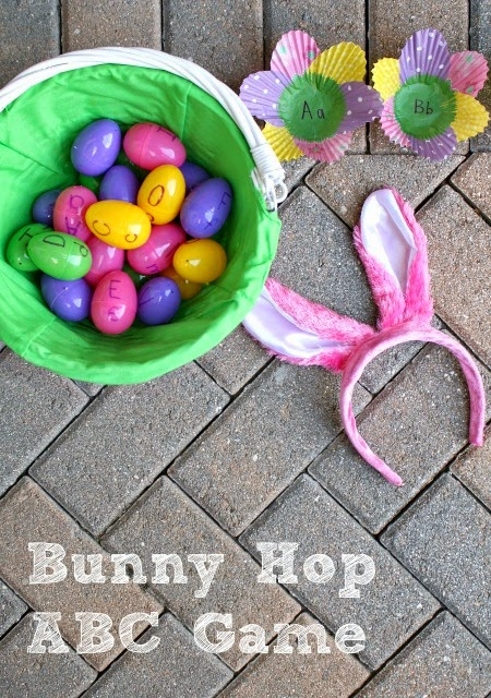 Gross motor easter activity