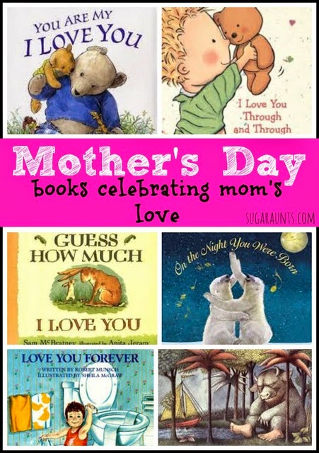 Childrens' Books for Mother's Day