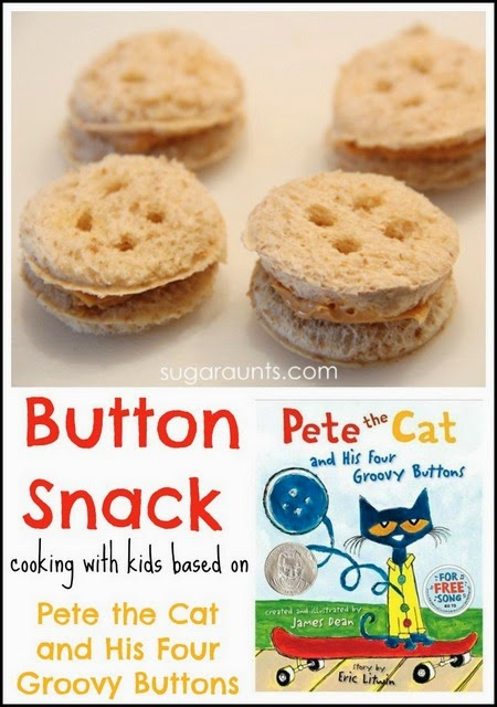 Pete the Cat activity for kids
