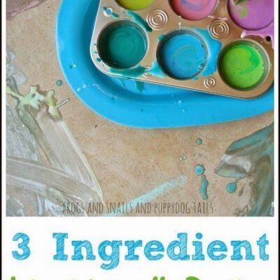 Liquid Chalk Recipe Driveway Painting