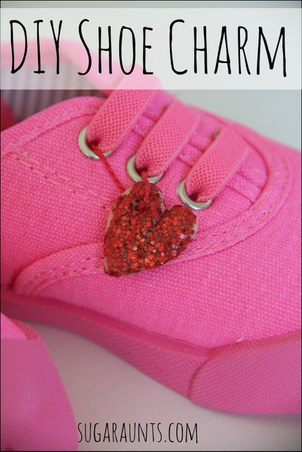 shoe craft for kids