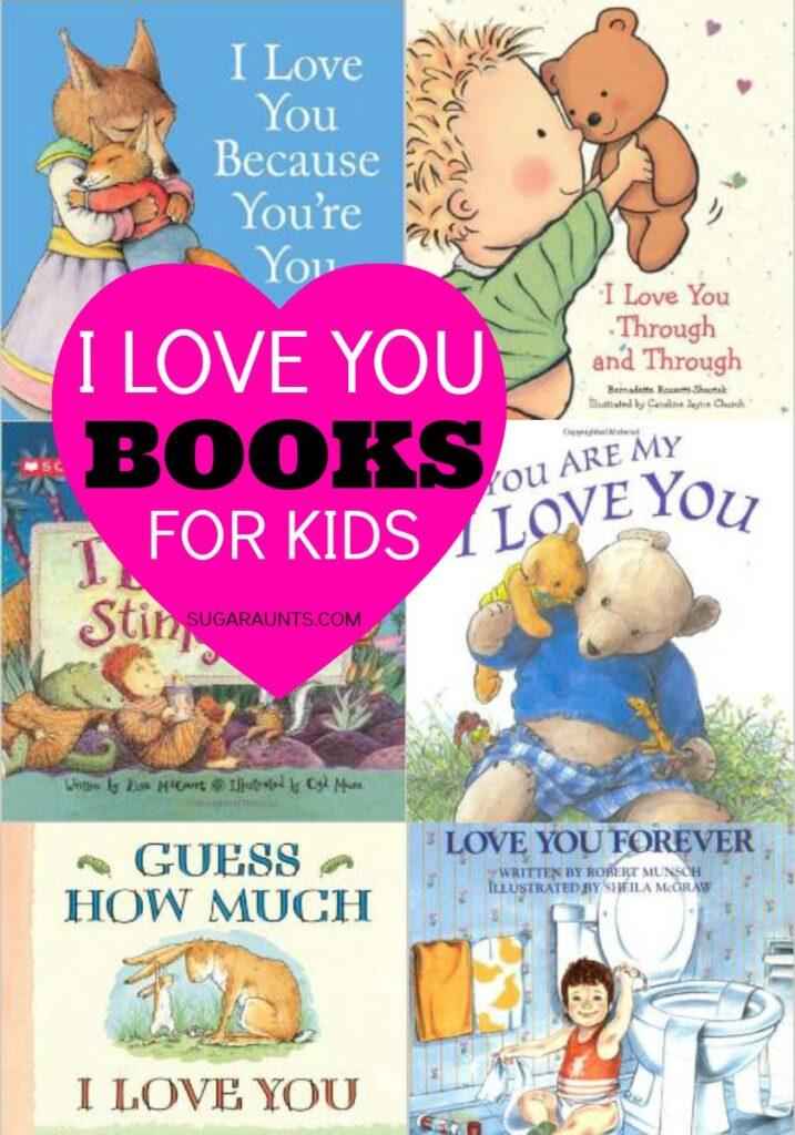 valentines day books