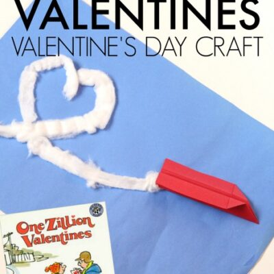 One Zillion Valentines Day Craft
