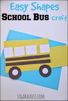 School bus craft