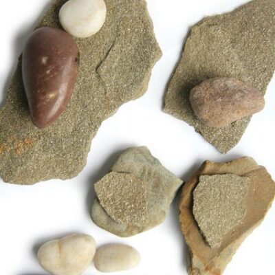 Learning Ideas Using Rocks (Time Telling!)