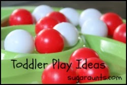 Toddler Learning and Play Activities