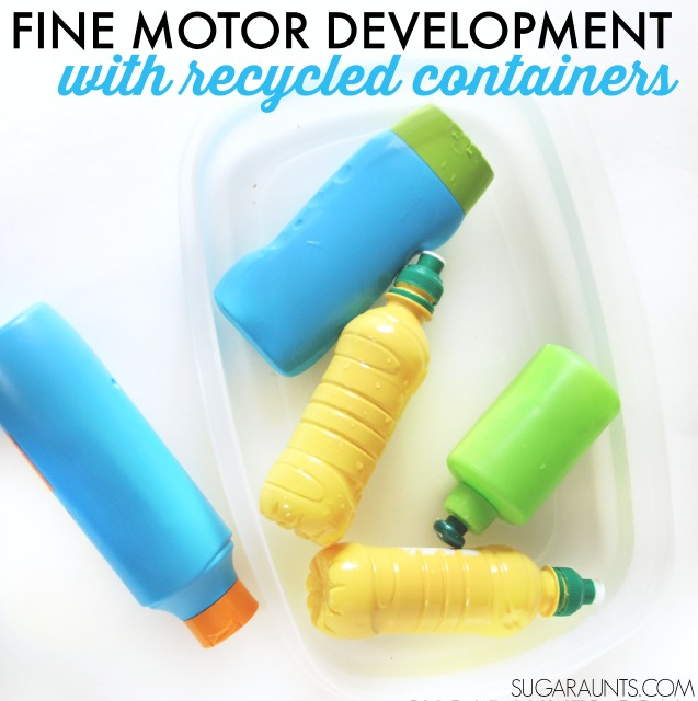 The Ultimate Guide To Fine Motor Strength With Recycled