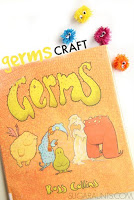 Germs kids craft