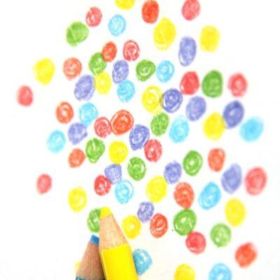 Rainbow Pencil Control Exercises