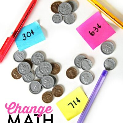 Teaching Kids Money Counting Change