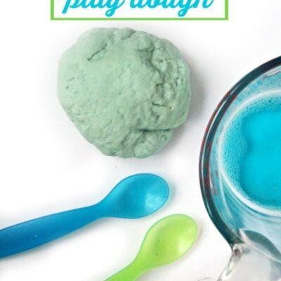Soap Play Dough Recipe