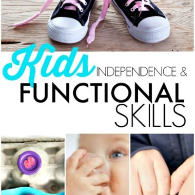 Functional Skills for Kids