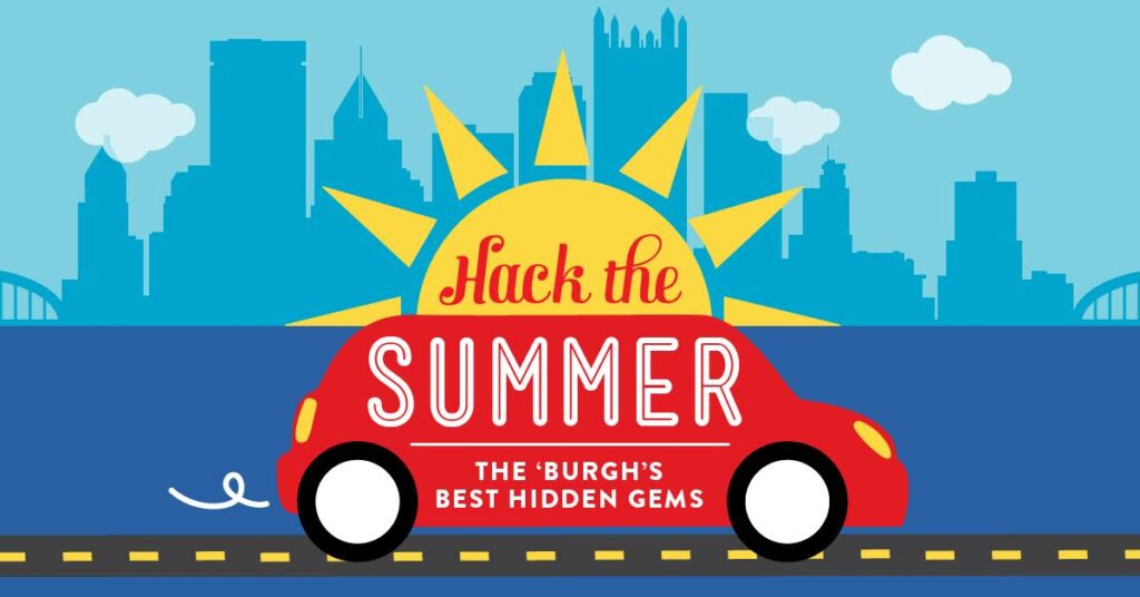 Hack the summer with these best kids activities and play spaces in Pittsburgh, information about the Chick-Fil-A One app.