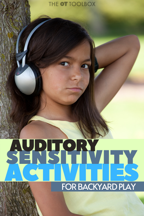 auditory sensitivity activities for kids