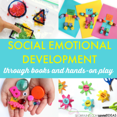 Social Emotional Development with Books