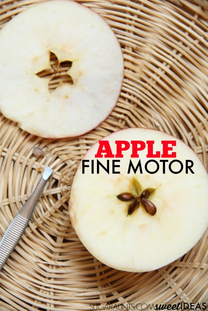 Apple fine motor activity
