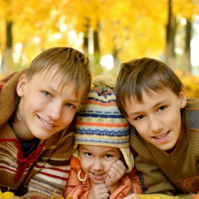 Fall Visual Processing Sensory Activities