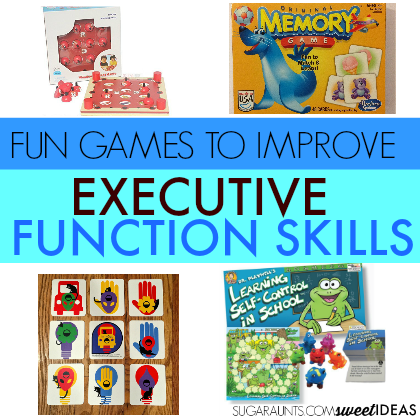 Try these games and toys to improve executive function skills