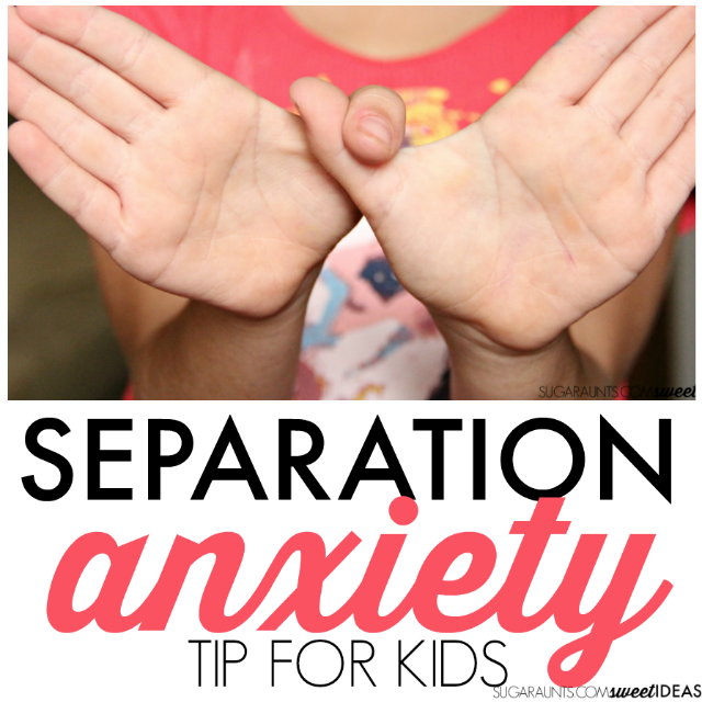 Try this trick to help with separation anxiety in preschoolers, based on the children's book, Owl Babies.
