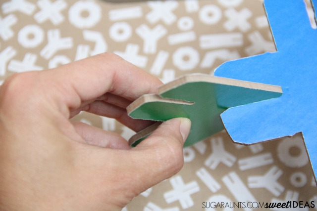 Fine motor development with building toys YOXO building kits