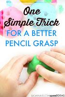 Pencil Grasp Exercise