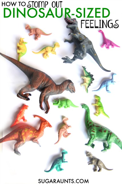 Stomp out dinosaur sized feelings with proprioception