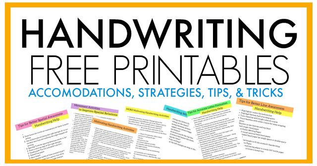 Handwriting email series