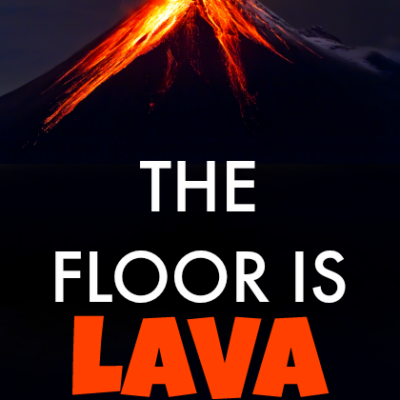 The Floor is Lava Games