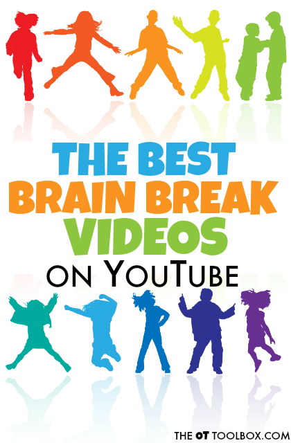 brain break videos on youTube