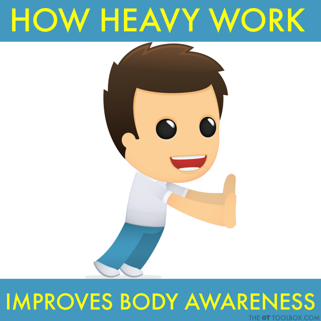 How to use proprioception activities to help with body awareness