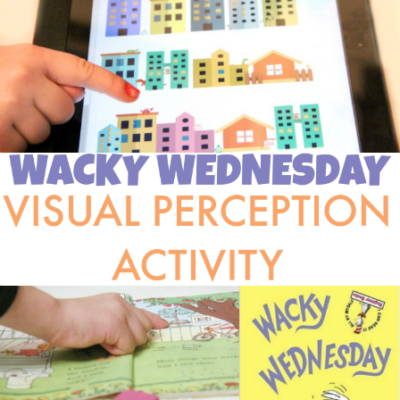 Visual Perception Apple Activity