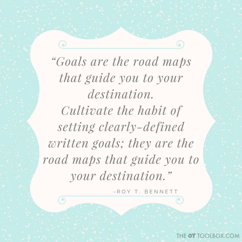 Goals are the road maps that guide you to your destination. Cultivate the habit of setting clearly-defined goals; they are the road maps that guide you to your destination. -Roy T. Bennett