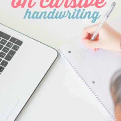 The Research on Cursive Handwriting