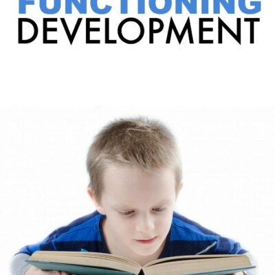 What is Executive Function in Child Development