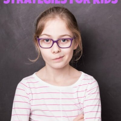 Self-Monitoring Strategies for Kids