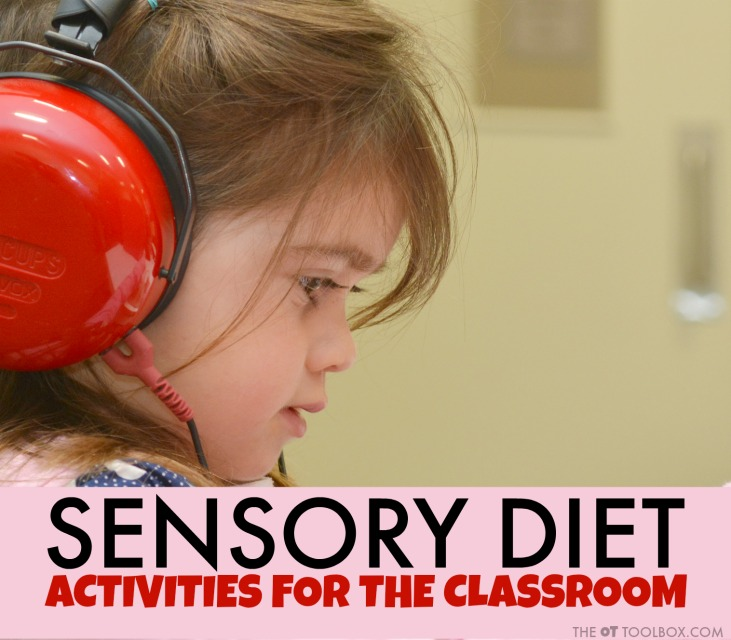 Use these sensory strategies in the classroom for students who struggle with sensory processing or those who may experience sensory-related behaviors.