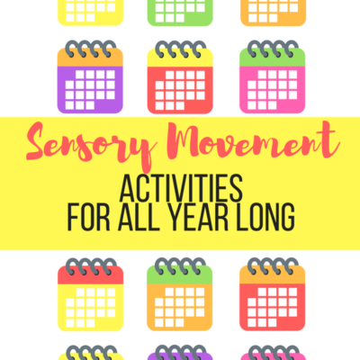 Monthly Movement Activities