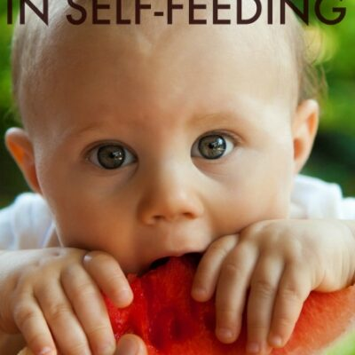 Development of Bilateral Coordination for Feeding Skills