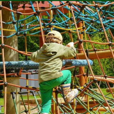 Sensory Diet Activities at the Playground