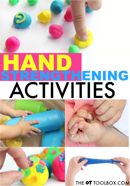 finger and grip strength activities