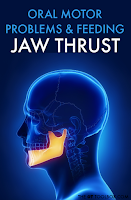 Jaw thrust is a common oral motor problem that interferes with feeding. Here are the underlying causes and how jaw thrust impacts feeding in kids.