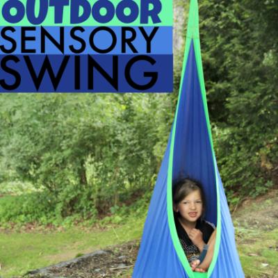 Outdoor Sensory Swing