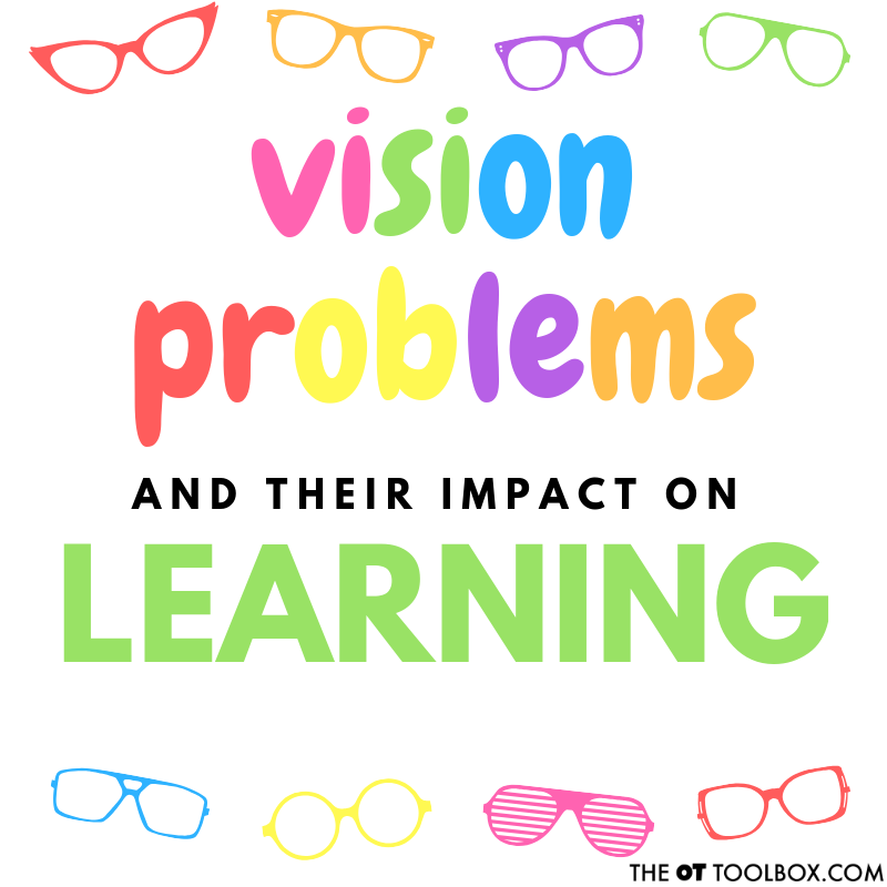 How Vision Problems Affect Learning