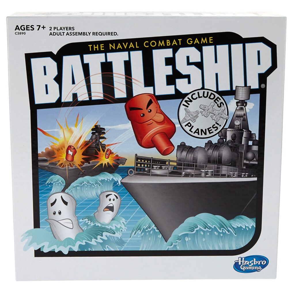 Use the Battleship game to improve pencil grasp, making it the perfect fine motor game for occupational therapy activities.