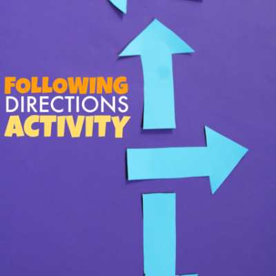 Following Direction Activities
